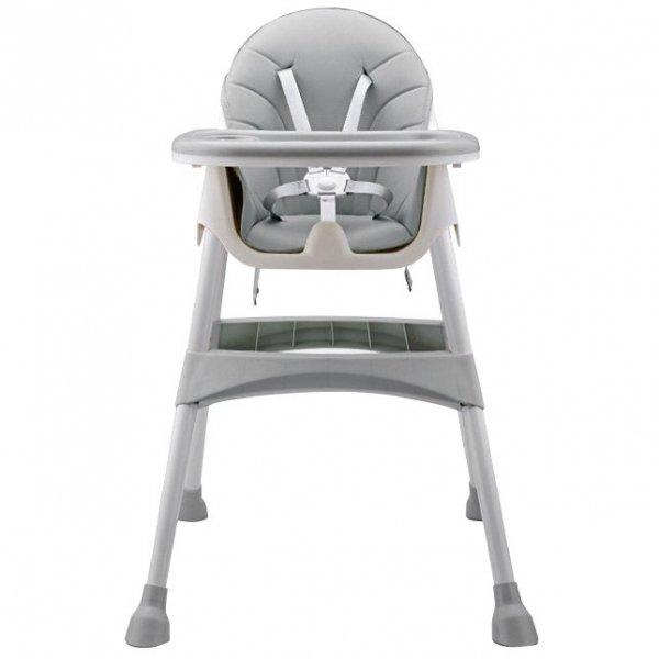Fotelik krzesełko do karmienia 2w1 pasy 5 punktowe Ecotyos
