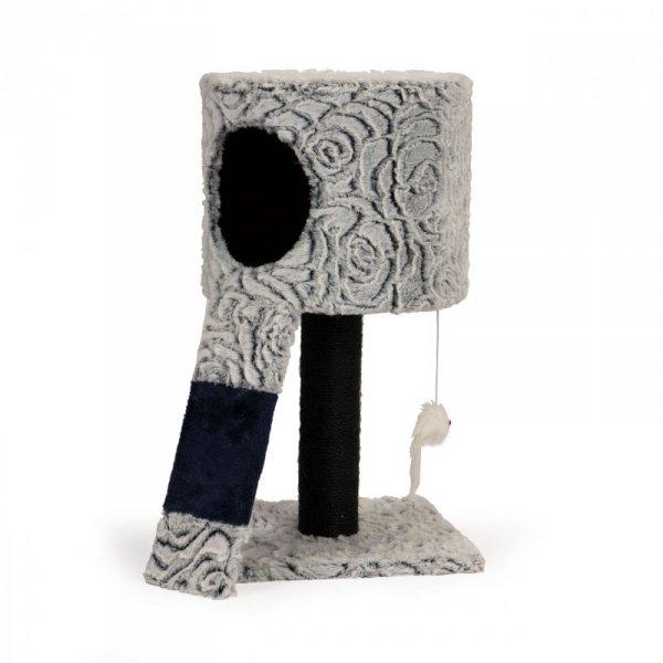 Drapak dla kota legowisko wieża wisząca zabawka