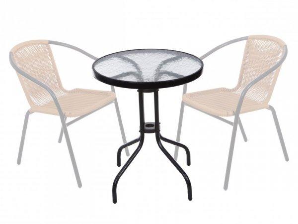 Stół stolik ogrodowy 60cm na ogród taras