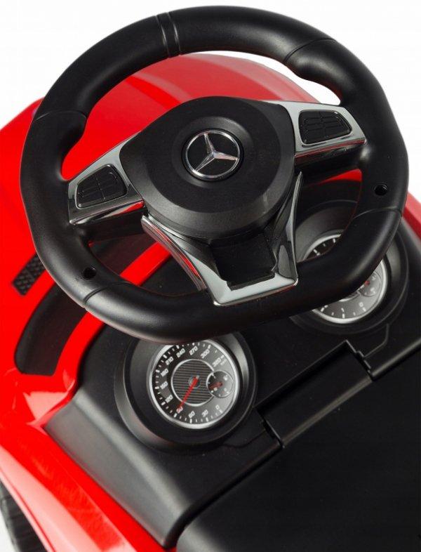 Jeździk Mercedes AMG GLE 63 Czerwony