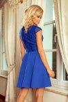 Sukienka z koronką  Marta - Chabrowa - numoco 157-5