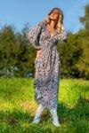 Sukienka maxi F1097 -8