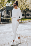 Komplet dresowy Magic - Cream - StreetStyle