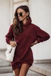 Dresowa-sukienka-Vera -bordowa-2