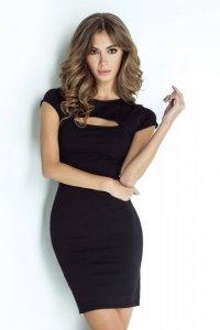 Sukienka Charlotte - Czarna - Ivon