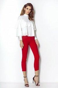 Spodnie damskie cygaretki  Zoe - Ivon