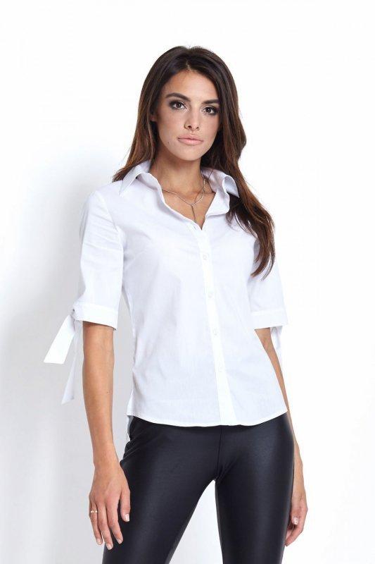 Koszula  Elza - Biała - Ivon
