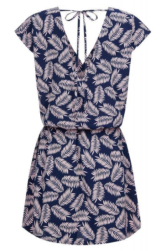 Sukienka Neomi - Granatowa