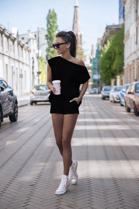 Komplet Dresowy Comfort - czarny_1.jpg