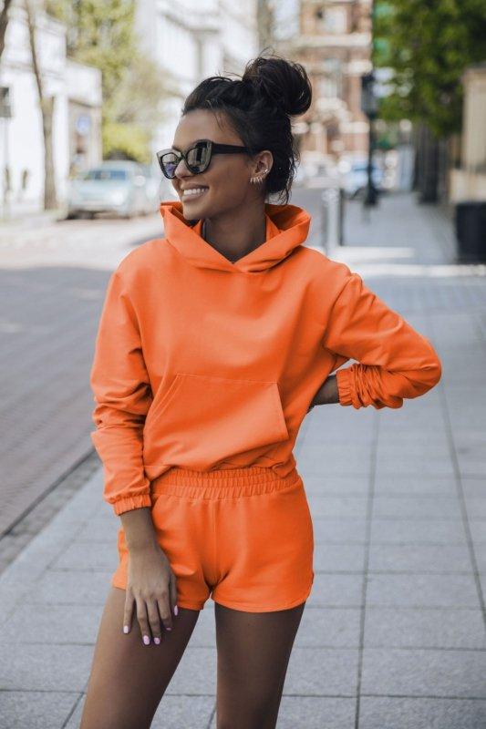 Komplet Dresowy Kango - pomarańczowy_2.jpg