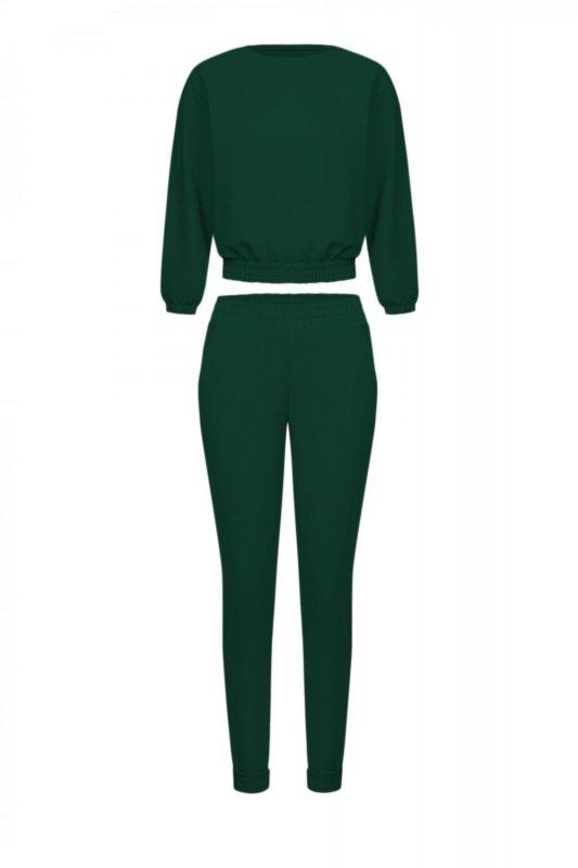 Komplet Dresowy Classic - zielony-2.jpg