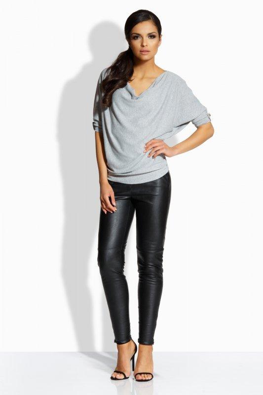 Kobieca bluzka w formie nietoperza - StreetStyle L205