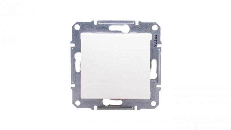 SCHNEIDER Sedna Przycisk schodowy 10AX IP20 kremowy SDN0420123