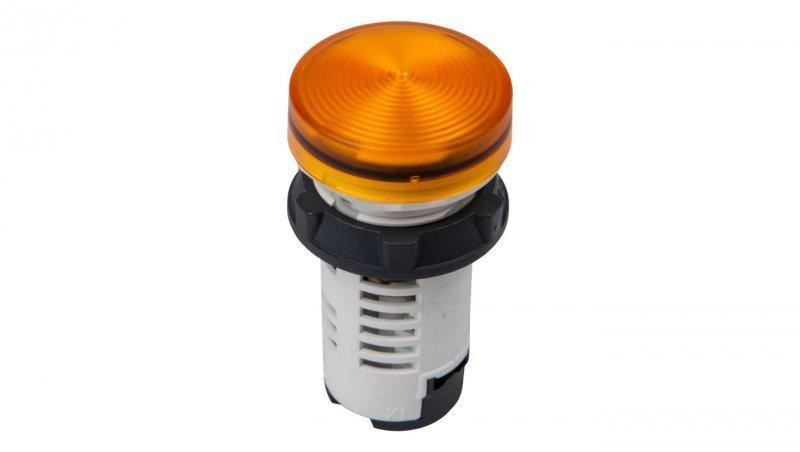 SCHNEIDER Lampka sygnalizacyjna 22mm pomarańczowa 230V AC XB7EV08MP