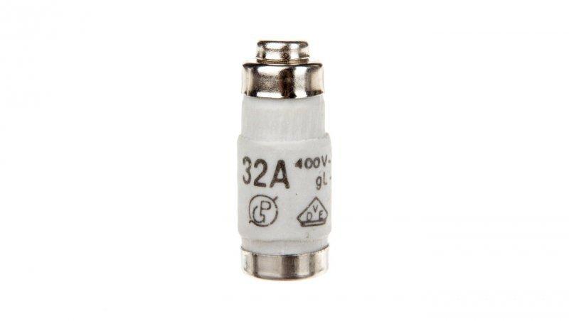 HAGER Wkładka bezpiecznikowa BiWtz 32A D02 gG 400V LE1832