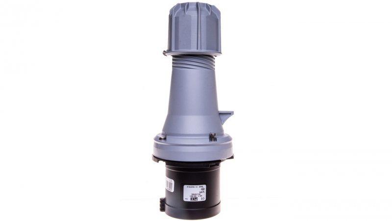 Wtyczka przenośna 63A 4P 690V czarna IP44 POWER TWIST 0341-7