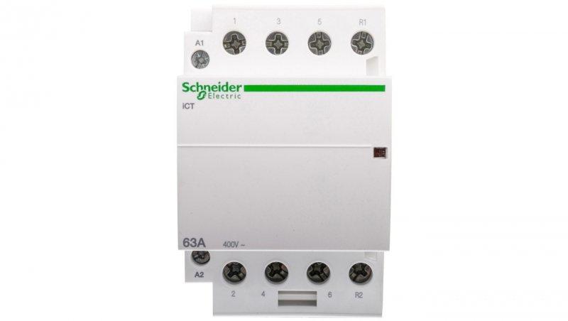 Stycznik modułowy 63A 3Z 1R 230V AC iCT A9C20869