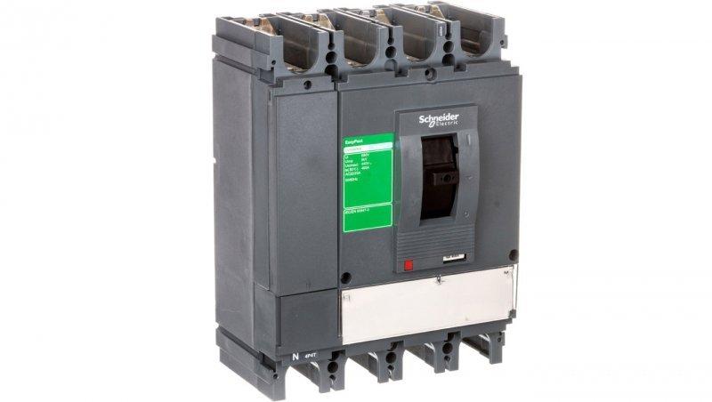 Rozłącznik mocy 4P 400A EasyPact CVS400NA LV540401