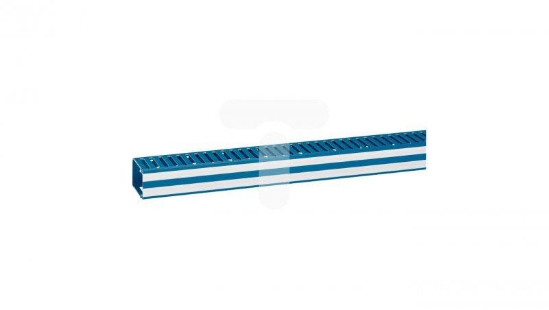 Korytko grzebieniowe LINA25 60x80 niebieskie 036213 /2m/