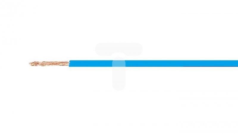 Przewód instalacyjny H07V-K 4 niebieski 29163 /100m/