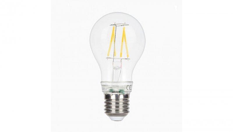 Żarówka LED 6,5W E27 230V LED6.5/A60 FIL/827/220-240V/E27 Clear 760lm 93046421