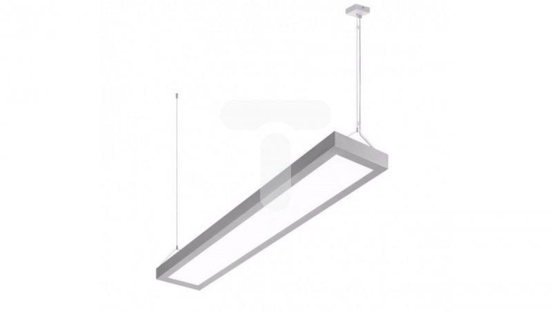 Oprawa zwieszana DOBLO LED 50W szara 4000K 5350lm 094071