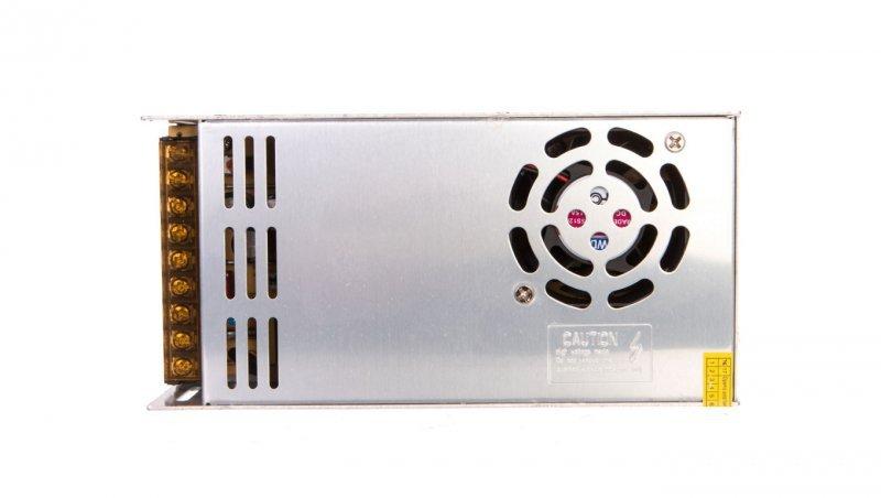 Zasilacz LED 220V-240V 50Hz/12V DC 350W IP20 LD-ZAS350-NW