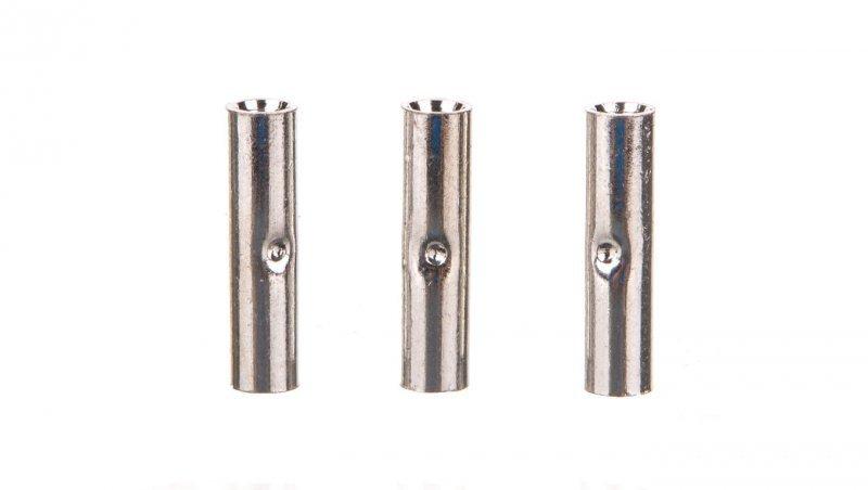 Końcówka (tulejka) łącząca miedziana cynowana KL 4-20 E11KM-01060100650 /100szt./