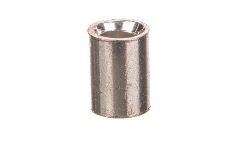 Końcówka (tulejka) łącząca miedziana cynowana KLS 16 E11KM-01070100200 /100szt./