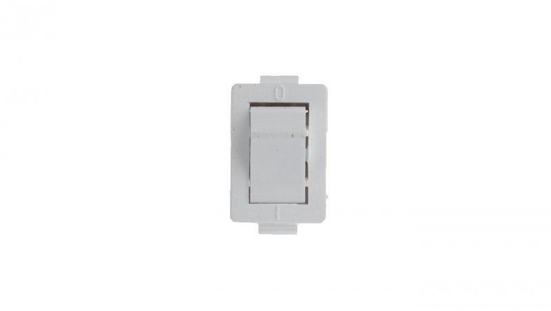 SCHNEIDER ELDA Łącznik miniaturowy 6A biały WA201