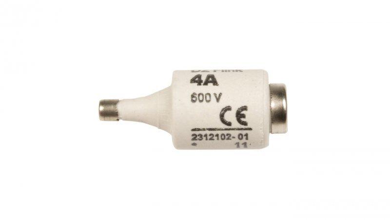 Wkładka bezpiecznikowa 4A DII gF / BiWts 500V E27 002312102