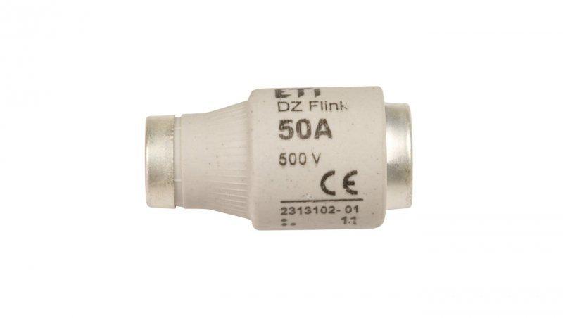 Wkładka bezpiecznikowa 50A DIII gF / BiWTs 500V E33 002313102