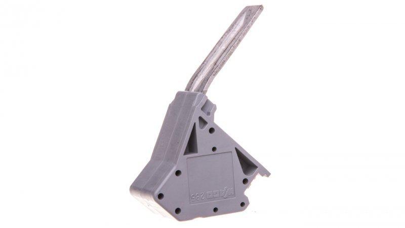 Adapter rozgałęźny do złączek silnoprądowych 95mm2 szary 285-407 /5szt./