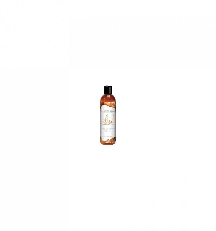 Intimate Earth - Salted Caramel Flavored Lubricant 120 ml