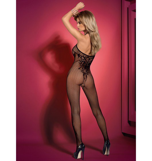 Bodystocking G308 czarne S/M/L