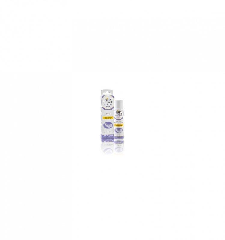 pjur med SENSITIVE Glide Waterbased 100 ml