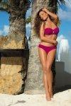 Kostium kąpielowy Janet Magenta M-349 (5)