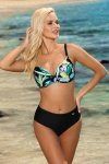 Kostium kąpielowy Hanna Nero-Green M-613 (3)