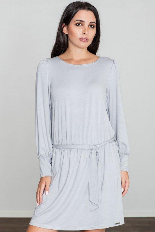 Sukienka Model M576 Grey - Figl