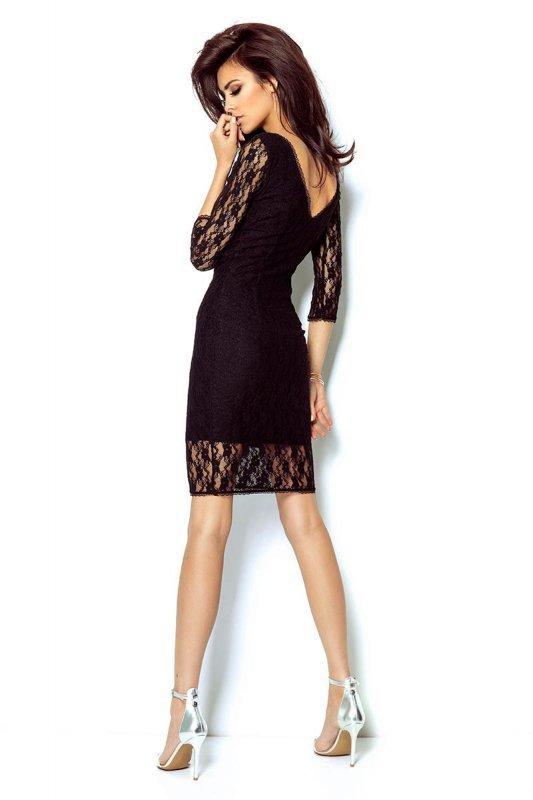 Sukienka Model Karla 302 Black - IVON