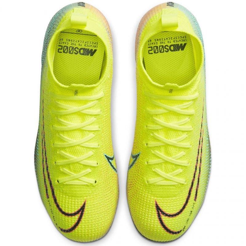 Buty piłkarskie Nike Mercurial Superfly 7 Elite MDS FG JR BQ5420-703