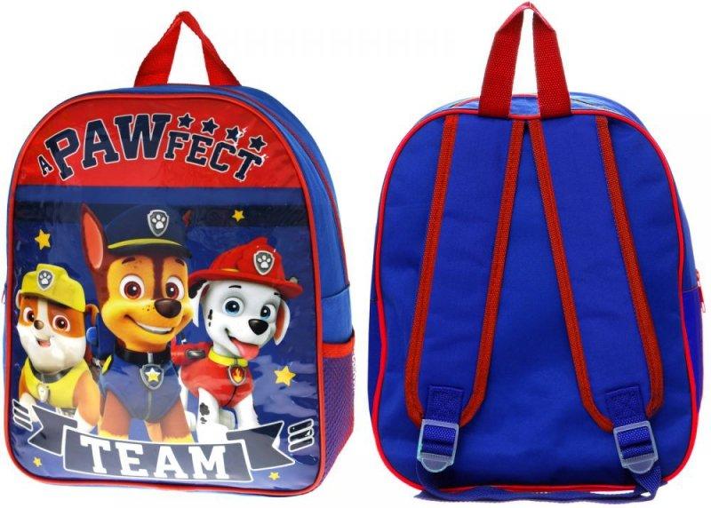 Plecak dla dzieci Psi Patrol Granat/Czerwony