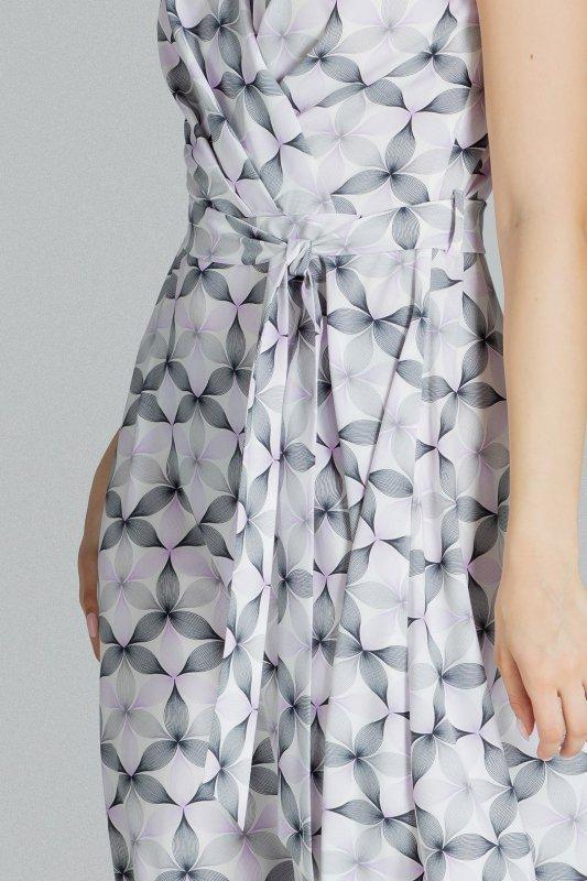 Sukienka L080 Wzór 113 L