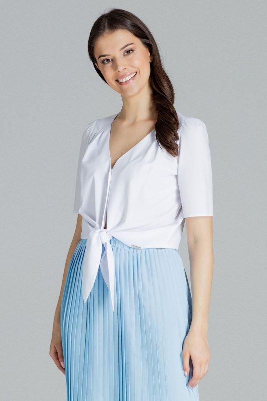 Bluzka L081 Biały L