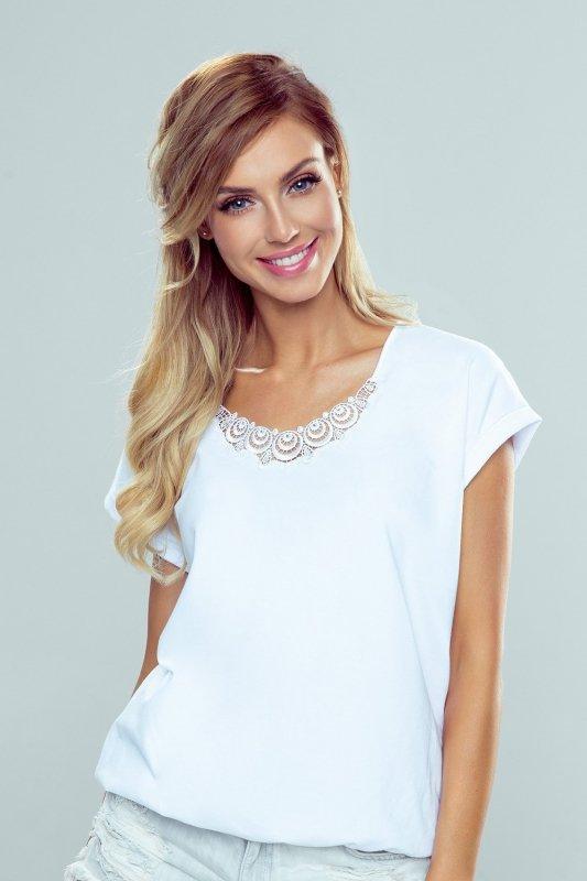 Bluzka   Keli biały - Eldar