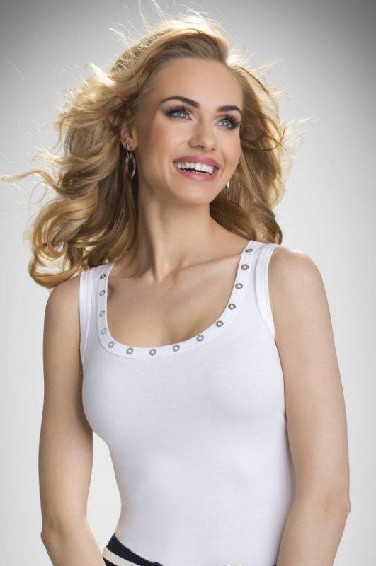 Koszulka   Kasandra Ecru - Eldar