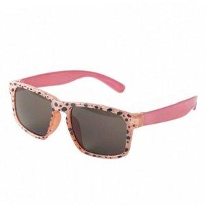 Okulary dziecięce 100% UV - Gepard koralowy