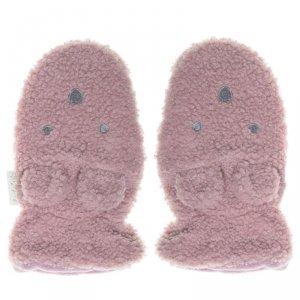 Rękawiczki dla dziecka Misiu Billie Bear Heather 7-10 lat - Rockahula Kids