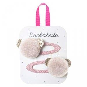 Rockahula Kids - spinki do włosów Billie Bear Pom Pom