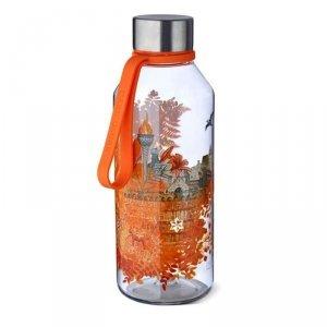 Butelka na wodę 0,65 L - Ogień - Carl Oscar Runes Wisdom Flask